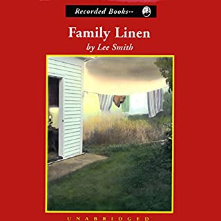 Family Linen audiobook cover art