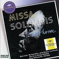 Beethoven: Missa Solemnis / Reger: Mozart Variations by Maria Stader