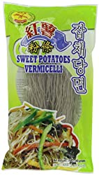 Dragonfly Sweet Potato Vermicelli, 10-Ounce (Pack of 5) : Asian Noodles