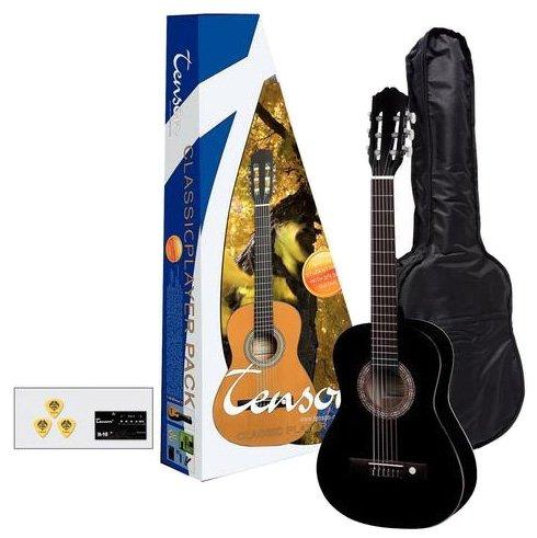Tenson F502096 Almeria Player Pack Set 3/4 Konzertgitarre