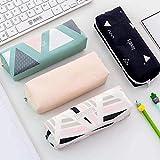 LLDKA Kit de la Caja de lápiz Femenino De inmóvil sobre del Color del Bolso pequeño Bolso de cosméticos de Maquillaje Organizador,1