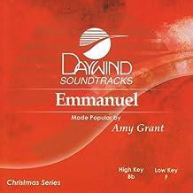 Emmanuel [Accompaniment/Performance Track]