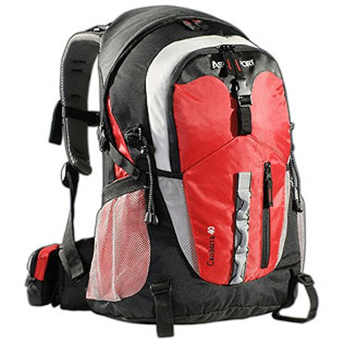 ASPENSPORT Sac-à-doc Outdoor Contenance 40 L avec...