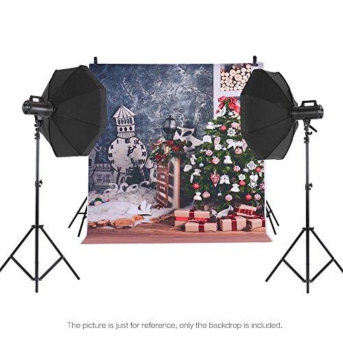 Andoer Navidad Telón Fondo Fotografía Impresión
