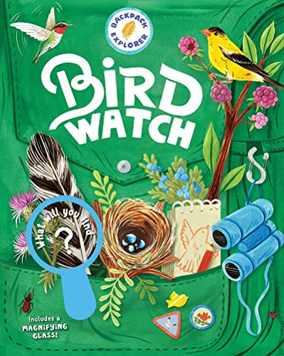Backpack Explorer: Bird Watch: What Will You Find?