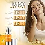 Anti aging products THENA Organic Facial Oil Anti Aging Face Oil Serum, Vegan &