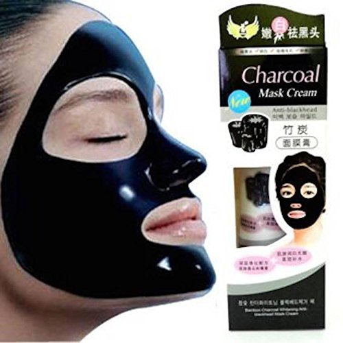 Techicon Aroma Charcoal Anti-Blackhead Peel Off Cream - 130Gram