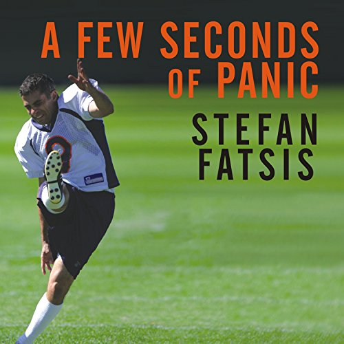 A Few Seconds of Panic audiobook cover art