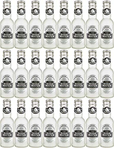 Fentimans Sparkling Soda Water 24 x 125ml