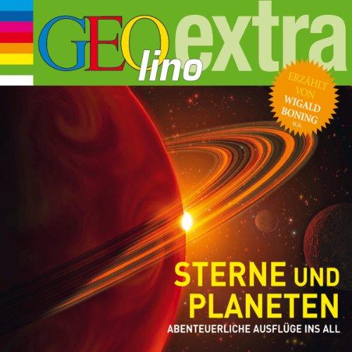 Sterne und Planeten. Abenteuerliche Ausflüge ins All Titelbild
