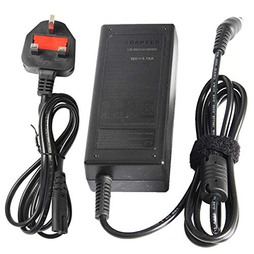 ASUNCELL Laptop Power Supply AC Adapter Charger for Samsung R540 R530 R580 R440 R480 QX410 Q430 P560 NP-NF310 R580I R580E R540E R540 R440I R480I R430I Q430H R530CE Samsung N110 N120 N130 N140