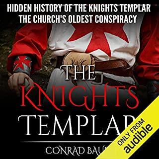 The Hidden History of the Knights Templar audiobook cover art