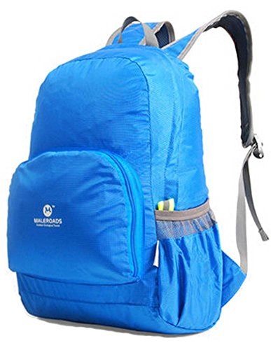 Bleu extérieur Camping Sacs à dos Sacs à dos Sacs à dos 20L Courir Escalade