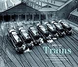 Trains - Les Débuts du Chemin de Fer, édition en français-anglais-allemand