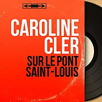 Sur le pont Saint-Louis (feat. Jerry Mengo et son orchestre) [Mono Version]