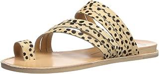 dolce vita leopard sandals