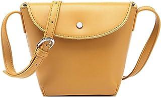 Borsa a tracolla piccola da donna con tracolla regolabile, borsa a tracolla per ragazze messenger borsa per le donne