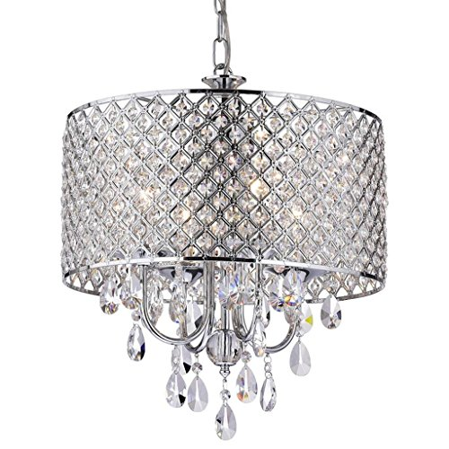JBP Max Kroonluchter Licht Shades Plafond Lamp Kristal Opknoping Plafond Lamp Cafe Bar RVS Crystal Kroonluchter-24