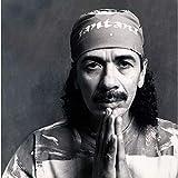 Fabulous Poster Affiche Vieille Affiche Carlos Santana