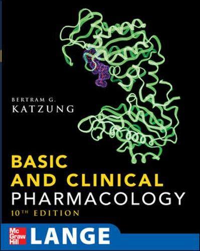 Basic & Clinical Pharmacology (LANGE Basic Science)