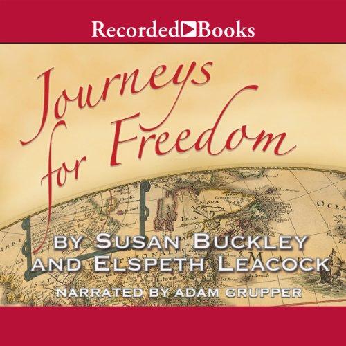 Journeys for Freedom audiobook cover art