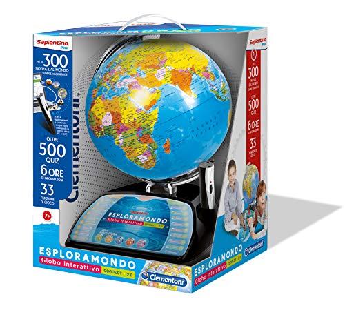 Clementoni 69492 - Interaktiver Globus mit App