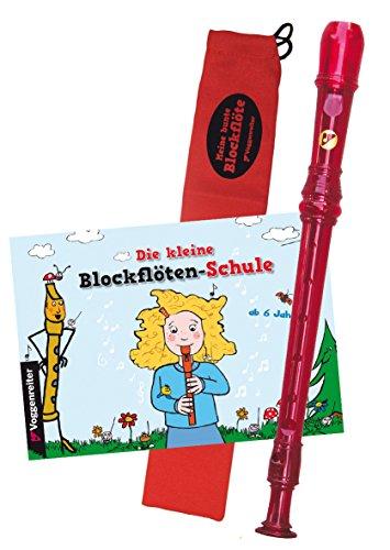 Voggenreiter 500 - Das bunte Blockflöten-Set