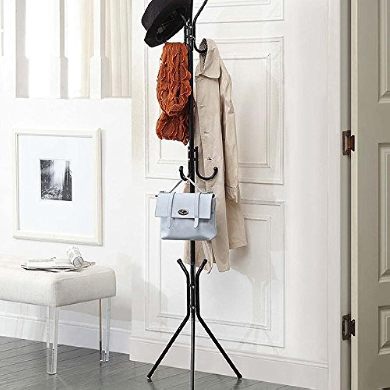 Simple Floor Coat Racks Bedroom Clothes Rack Hanger Fashion Creative Iron Storage Rack Shelf Coat Racks