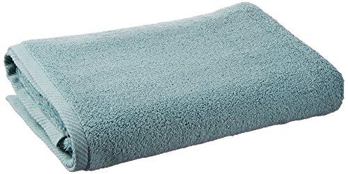 Home Source International MicroCotton Luxury Shower Towel, Aqua Blue