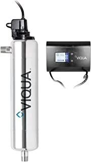 Viqua D4 Premium Whole Home UV Water Disinfection System 12 GPM Ultraviolet (660089-R)