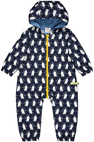 GOTS Zertifiziert Schneeanzug proud Unisex Baby Overall Fleece aus Bio Baumwolle loud