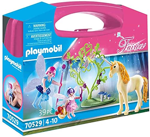 Playmobil Fairies Maleta Unicornios