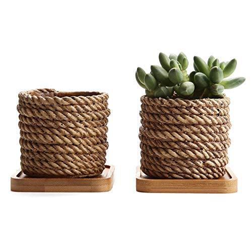 Deko-Tasche Rosttasche H 20cm Gartendekoration bepflanzbar Rostdekoration