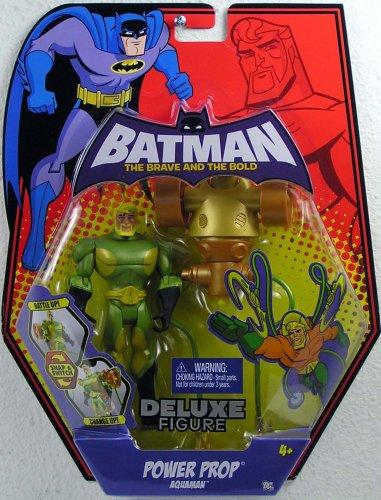 BATMAN–n5728–Figur de Luxe Power Prop Aquaman