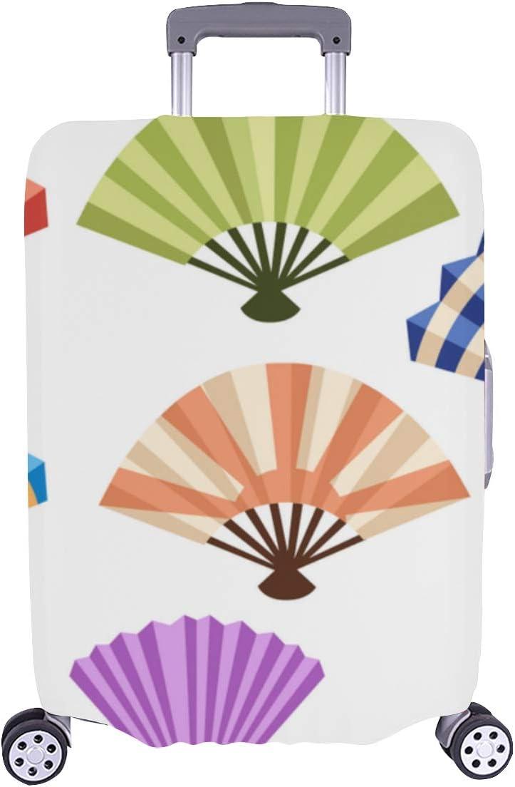 Cover Baggage Protector Fan Various Colorful Washa Style Nashville-Davidson Mall Omaha Mall Durable