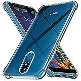 Ferilinso Hülle Kompatibel mit LG K40, Ultra [Slim Thin]