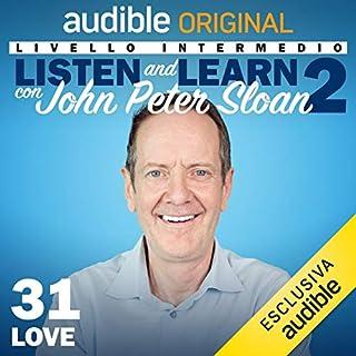 Love (Lesson 31) copertina