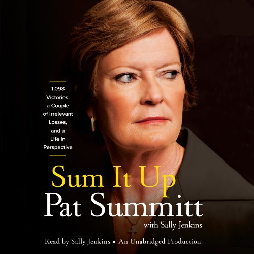 Sum It Up audiobook cover art