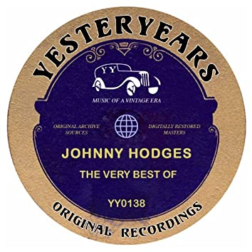 The Very Best Of Johnny Hodges