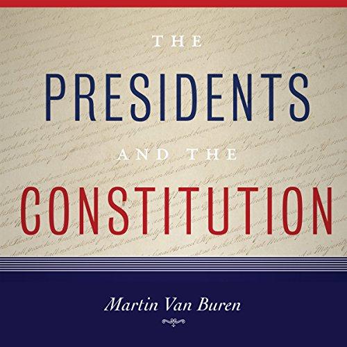 Martin Van Buren audiobook cover art