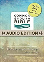 CEB Audio Edition on Flash Drive by Common English Bible (2015-02-17)