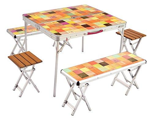 大人数での利用に!アウトドアテーブルセットおすすめ10選|選び方もご紹介のサムネイル画像