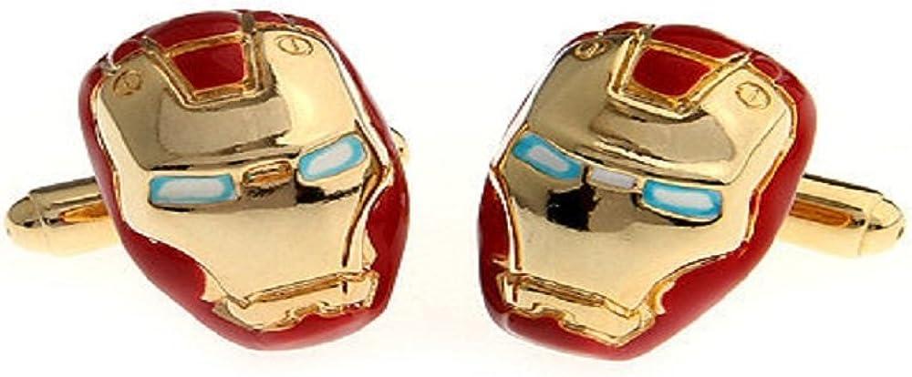 Fashion Jewelry ~ Iron Man Cuff Links