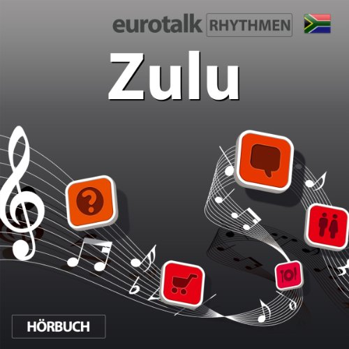 EuroTalk Rhythmen Zulu audiobook cover art