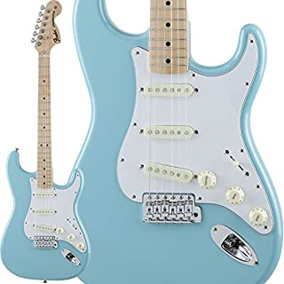Fender Traditional 70s Stratocaster (Daphne Blue/Maple) [Made in Japan] (Japan Import)