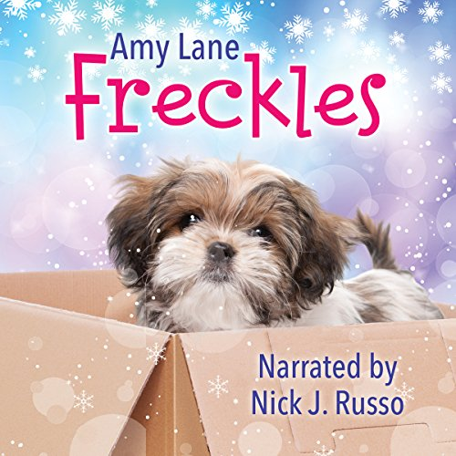 Freckles audiobook cover art