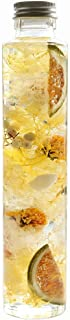 四季のハーバリウム 【Summer-夏-】 SEASONS SERIES 紫陽花 みかん ペッパーベリー 姫ひまわり 貝 herbarium