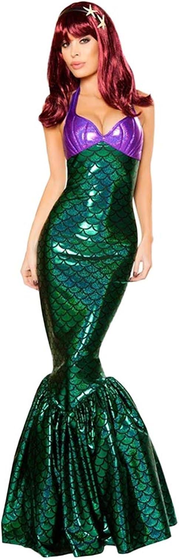 Costyle Cosplay Miss Mermaid Dress Nightclub Bar Mermaid Dress Up