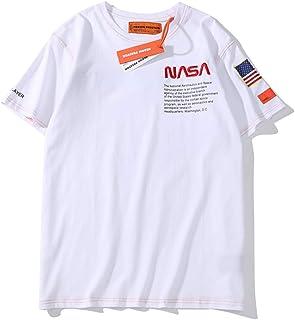 Heron Preston x NASA Astronaut Embroidery Short-Sleeved Top T-shirt