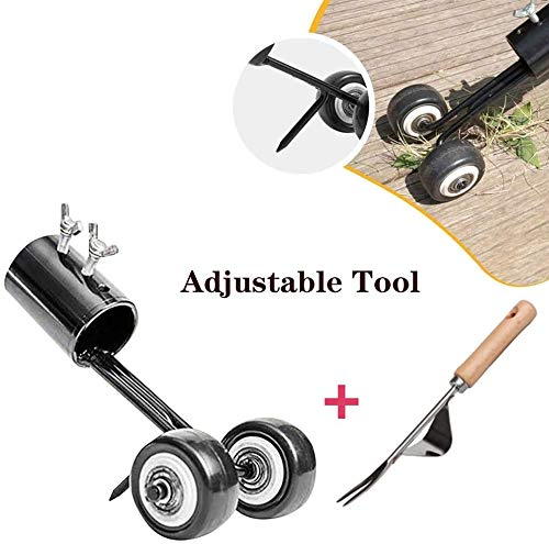 Why Choose Luomp Weeds Snatcher Crack and Crevice Weeding Tool Weed Puller Household Helper Garden T...